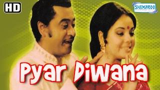 Pyar Diwana {High Quality Mp3} -  Kishore Kumar | Mumtaz | Padma Khanna | Iftekhar | Sunder