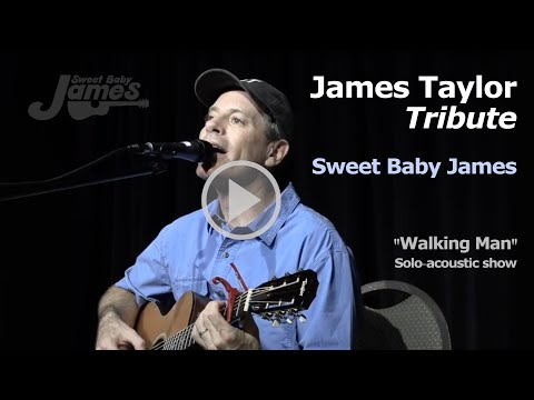 James Taylor Tribute: Sweet Baby James