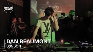 Dan Beaumont - Live @ Boiler Room 2012