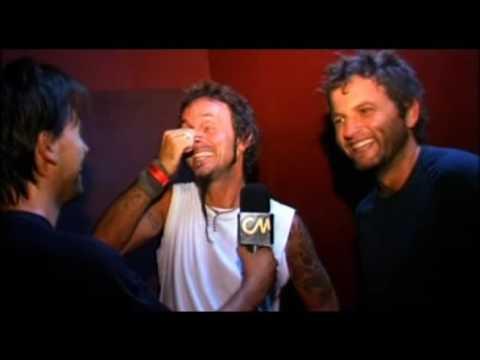 Vetamadre video Entrevista CM Rock - CM 2005