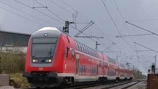 preview picture of video 'Regional Express von Konstanz nach Karlsruhe'