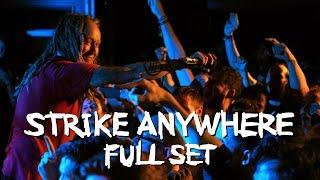 Strike Anywhere - FULL SET - LIVE at Manchester Punk Festival 2017