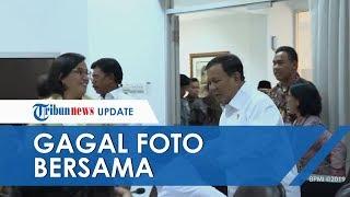 Video Sri Mulyani Gagal Foto dengan Prabowo Subianto Gara-gara Jokowi: Harus Baik-baik sama Ibu Ini
