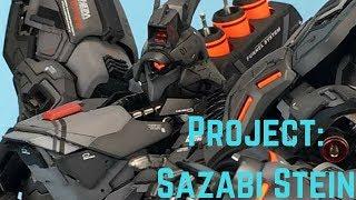 Feature Builder: Project: Sazabi Stein (Colini Riccardo)