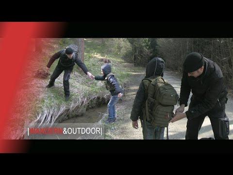 Wandern und Bushcraft | Mit den Kindern die Natur erleben