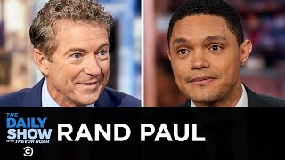 "Rand Paul - Embracing Honest Capitalism in ""The Case Against Socialism"" 