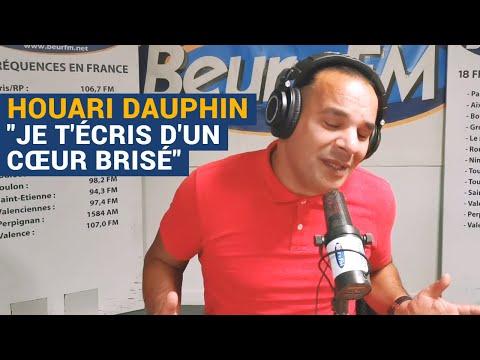 [Power Raï] Houari Dauphin - Je t'écris d'un cœur brisé (live)