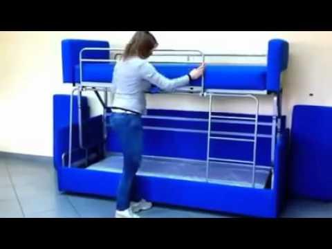 Sofa sillon cama cucheta convertible - Fabricantes en Mendoza