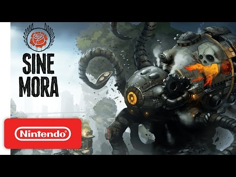 Sine Mora EX – Nintendo Switch Reveal Trailer thumbnail