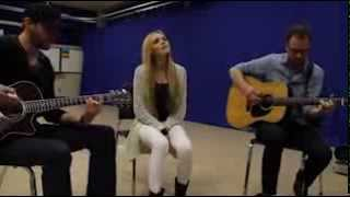 """Danielle Bradbery """"Never Like This"""" Acoustic (Country Fan Pass)"""