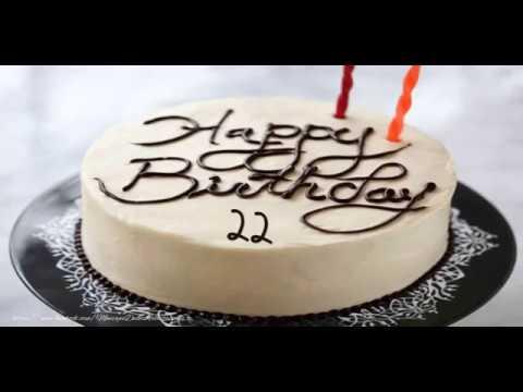 ¡Feliz Cumpleaños 22 años!