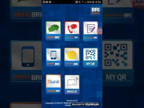 Tutorial disable dan enable kartu ATM di ib BRI
