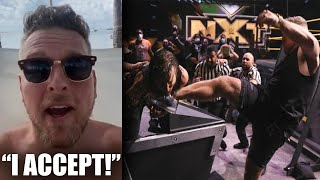 Pat McAfee Talks Adam Cole Situation, Responds To Triple H