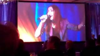 Charice Sings Note to God At Power of Dream Gala