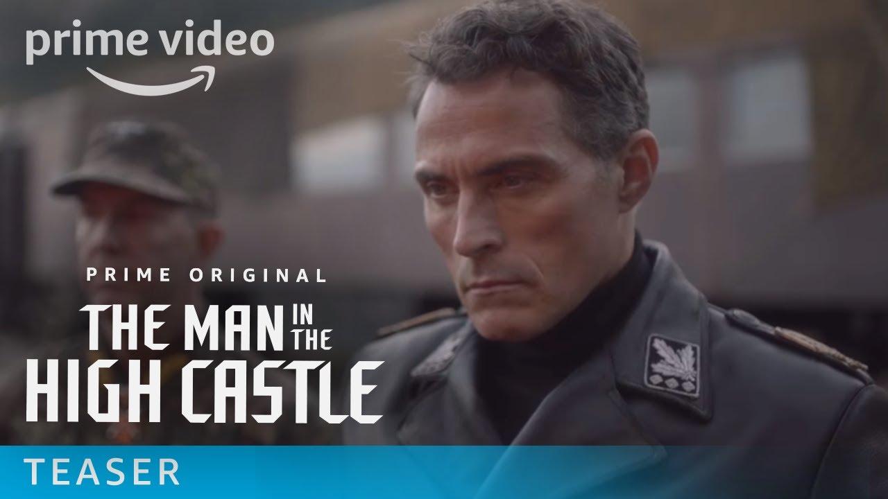 Amazon anuncia que la cuarta temporada de The Man in the high castle ...