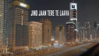 Nucleya - Aaja  feat  Avneet Khurmi & Guri Gangsta (LYRIC MUSIC VIDEO)