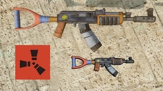 Rust Tips How To Control Recoil On The Assault Rifle AK47