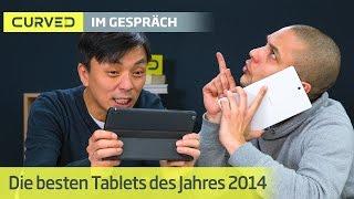 Tablets 2014: Unsere Lieblinge des Jahres im Rückblick