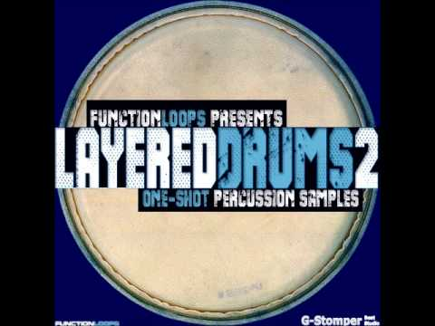 Video of GST-FLPH Layered-Drums-2