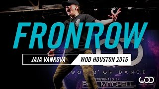 Jaja Vankova | FrontRow | World of Dance Houston 2016 | #WODHTOWN16