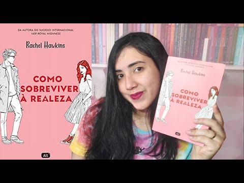 👑Como Sobreviver à Realeza👑 |  Rachel Hawkins | RESENHA | Leticia Ferfer | Livro Livro Meu |