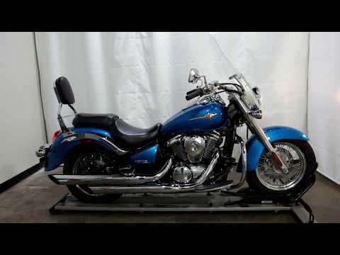 2007 Kawasaki Vulcan® 900 Classic in Eden Prairie, Minnesota - Video 1