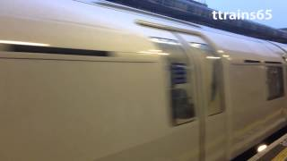 preview picture of video 'LU Asset Inspection Train passing through Acton Town'