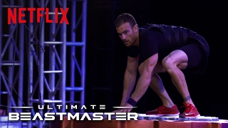 Ultimate Beastmaster | Clip: Ed Moses Takes on Ultimate Beastmaster | Netflix