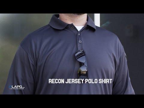 LA Police Gear - Recon Jersey Polo Shirt