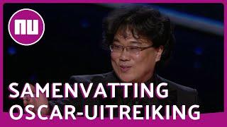Dit heb je vannacht gemist tijdens de Oscars | NU.nl
