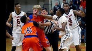 High school basketball [ Start fights!!! ]