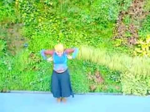 Bailando chamánica