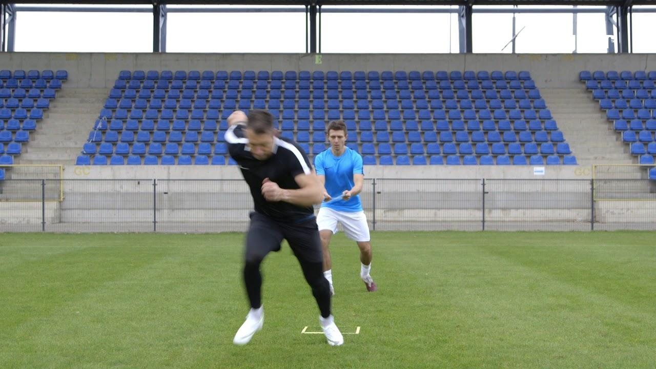 Drabinka szybkościowa tiguar magnetic speed ladder - trening piłkarski