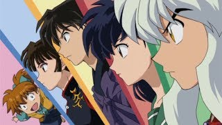 All InuYasha Openings And Endings