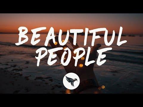 Ed Sheeran - Beautiful People (Lyrics) NOTD Remix, ft. Khalid