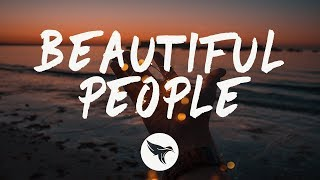 Ed Sheeran   Beautiful People (Lyrics) NOTD Remix, Ft. Khalid