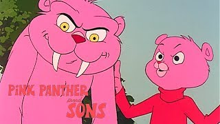 The Pink Link | Pink Panther Cartoons | Pink Panther and Sons