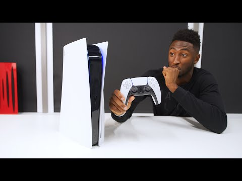 PlayStation 5 Unboxing & Accessories! music video cover
