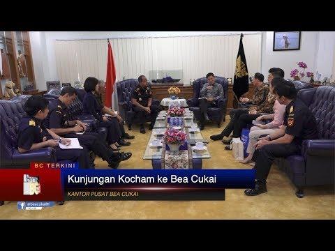 Kunjungan Korean Chamber of Commerce and Industry Indonesia ke Bea Cukai