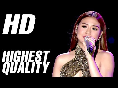 Morissette Amon - 2017 ASIA SONG FESTIVAL (Highest Quality 1080p)