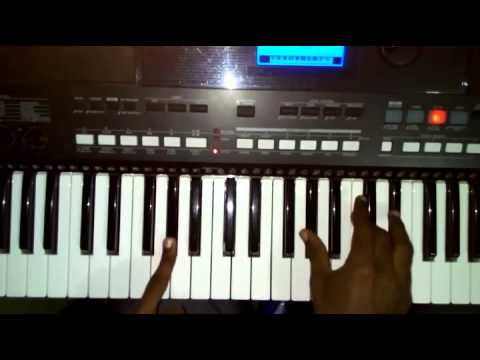 how to play nigerian praise 'imela' on piano