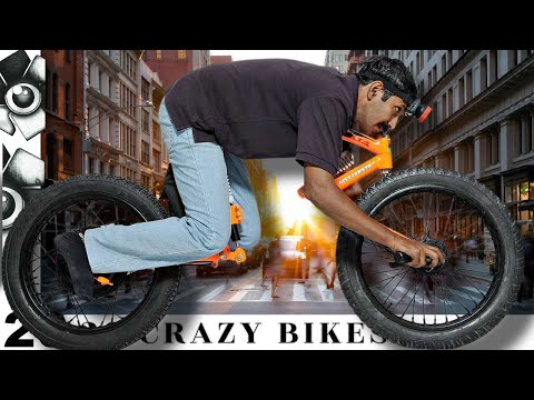 20 CRAZY BIKES THAT YOU HAVE TO SEE TO BELIEVE