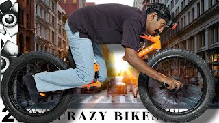 20 CRAZY BIKES THAT YOU HAVE TO SEE TO BELIEVE - dooclip.me