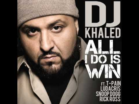 Música All I Do Is Win ( feat. T-Pain, Ludacris, Rick Ross & Snoop Dogg )