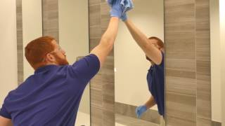 How to Clean a Restroom