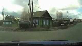 Погоня в стиле GTA по-русски