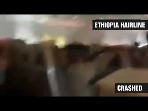 "Ethiopian Airline ""according to"" few minutes before the crash... Sad!!"
