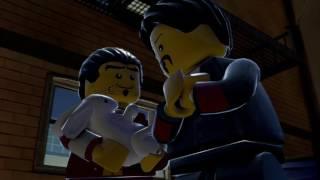 """LEGO City Undercover-filmsekvenser """"Hemmelig Mission"""" (Dansk)"""