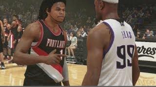NBA 2K14 Xbox One I Going Against Jackson Elis Again I Betting Mans Game I Studying Film I Episode 9