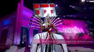 Miss Universe 2014, National Costume Highlights
